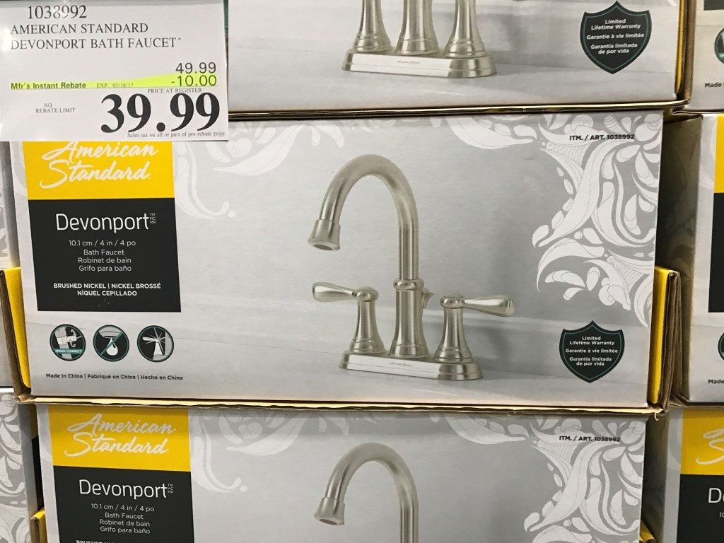 faucets costco of silver amazing kitchen bathroom faucet sinks
