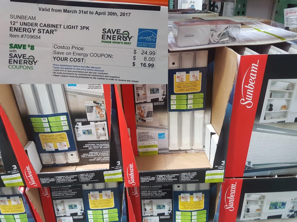 costco canada under cabinet lighting. costco canada east secret sale items \u2013 apr. 17, 2017 to 23 ontario, quebec \u0026 atlantic - fan blog under cabinet lighting