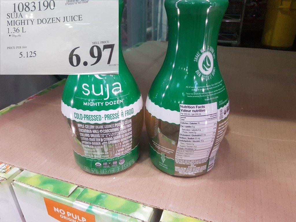 Similar to Suja Juice